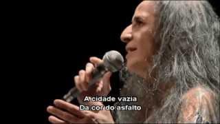 Quem me Leva os Meus Fantasmas - Maria Bethânia (HD)