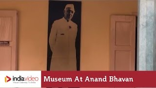 Museum at Anand Bhavan, Allahabad