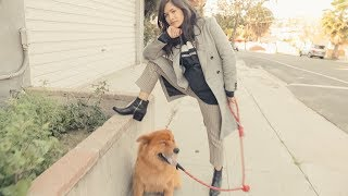 """Petite Style Tips: Winter Look 