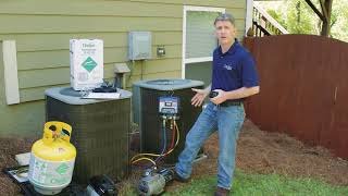Replace R22 Units with Choice R421A Air Conditioners