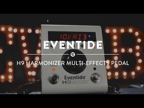 EVENTIDE H9 Harmonizer Kytarový efekt
