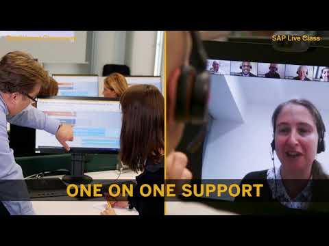 Introducing SAP Live Class - YouTube