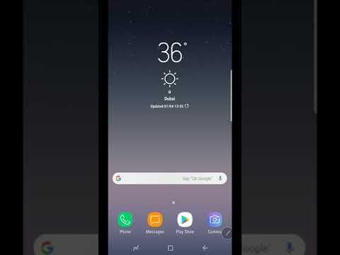 How to Install Cook Rom 2 Simcard Samsung Galaxy Note 8 N950N OK via