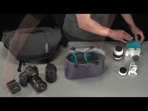 Thule Covert DSLR Messenger TCDM-100 fotós táska