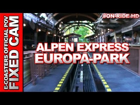 Alpenexpress 'Enzian' VR-RIDE