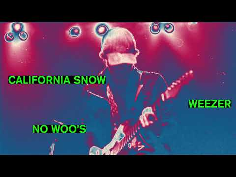 California Snow (no woo's)