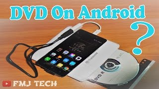 Connect CD/DVD On Smartphone | Is It Possible?