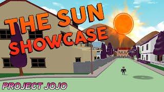 roblox project jojo the sun - Thủ thuật máy tính - Chia sẽ kinh