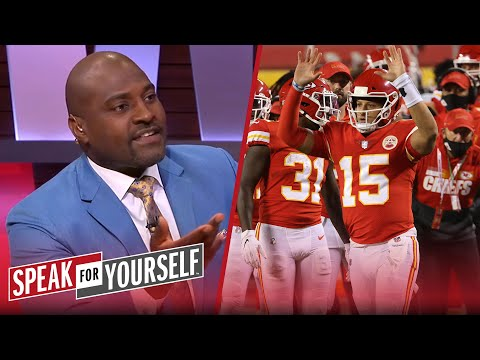 Wiley & Acho react to Mahomes, Chiefs Week 1 win against the Texans   NFL   SPEAK FOR YOURSELF