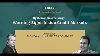 Systemic Risk Rising? Warning Signs Inside Credit Markets