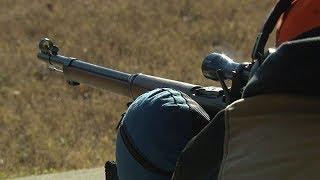 Vintage Sniper Match & Bushnell GAP Grind   Shooting USA