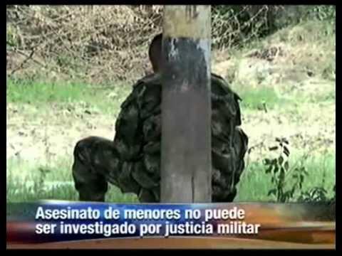 CASO NIÑOS ASESINADOS EN TAME ARAUCA