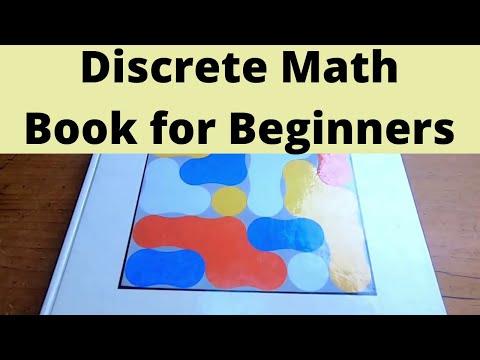 Discrete Math Book for Beginners