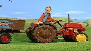 Kleiner Roter Traktor | Ein Schönes Schlammwetter | Cartoon | Ganze Folgen 🚜