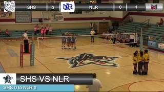 Volleyball vs. North Little Rock - 10/2/18
