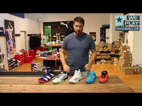 Top 5 Handballschuhe 18/19: Halbangreifer