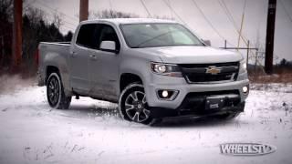 BIC Compact Pickup Truck 2015 Chevrolet Colorado