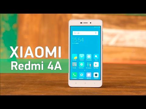 Фото - Смартфон Xiaomi Redmi 4A 2/16GB Gold