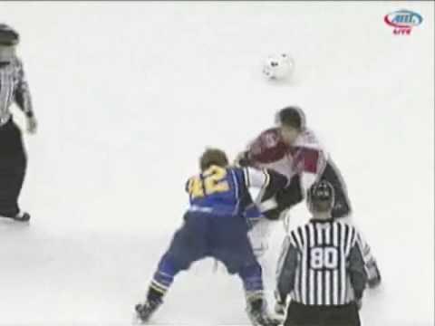 Jesse Boulerice vs. Eric Neilson