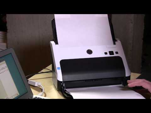 HP ScanJet Pro 3000 s2 Document Scanner Review – 3000S2