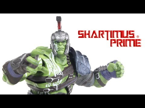 SH Figuarts Gladiator Hulk Thor Ragnarok Marvel Movie Import Action Figure Review