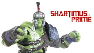 SH Figuarts Gladiator Hulk Thor Ragnarok Marvel Movie Import Action Figure Toy Review