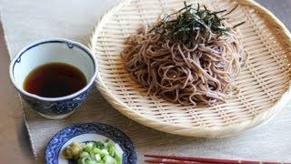 Zaru Soba Recipe – Japanese Cooking 101