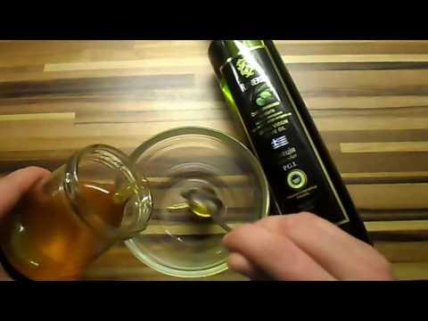 Рецепт маски для волос из оливкового масла и мёда