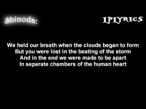 Linkin Park - Burning In The Skies [Lyrics on screen] HD