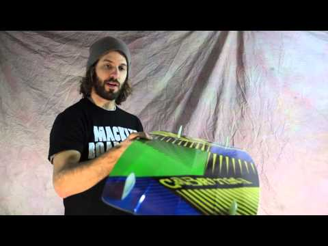 2014 Cabrinha Xcaliber Kiteboard Review