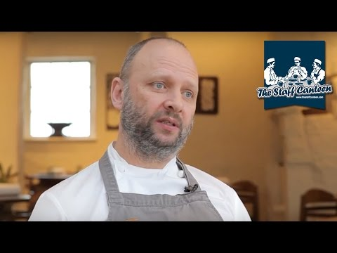 2-Michelin star chef Simon Rogan talks food concept, and the changes to L'Enclume