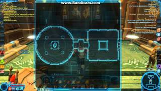 SWTOR Beta Gameplay - Nar Shaddaa&Casino
