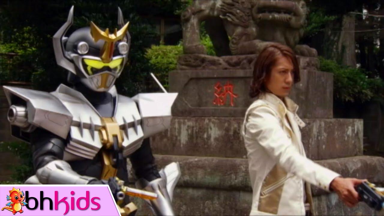 Chiến Đội Đặc Mệnh - Tokumei Sentai Go-Busters, Tập 24 : Lễ Hội Ma Ám