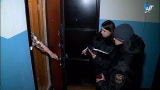 Судебные приставы провели рейд по неплательщикам штрафов за употребление наркотиков