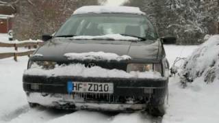 preview picture of video 'Passat im Schnee.mpg'