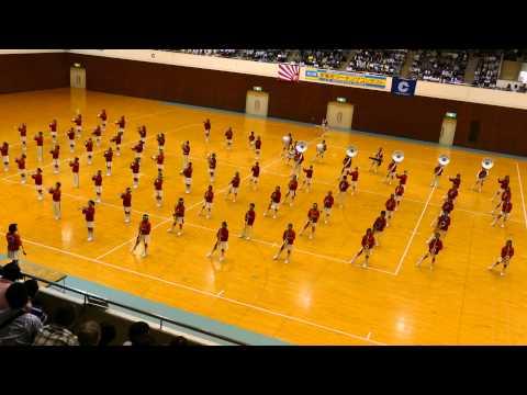 [4K] 京都市立 修学院中学校 吹奏楽部 (前面固定) @【金代表】第28回 京都府 マーチングコンテスト Scene1