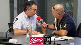 Interview Thierry ZARKA sur Radio Chérie FM