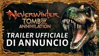 Trailer d'annuncio Tomb of Annihilation