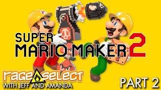 Super Mario Maker 2 - The Dojo (Let's Play) - Part 2