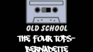 the four tops- bernadette