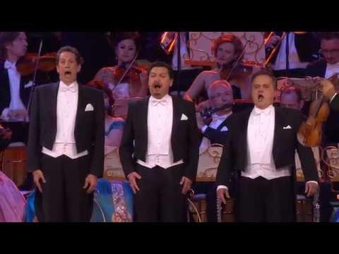 """""""נסון דורמה"""" בביצוע התזמורת של אנדרה ריו"""