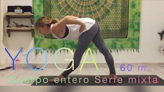17 Nov. Yoga Cuerpo entero Nivel medio