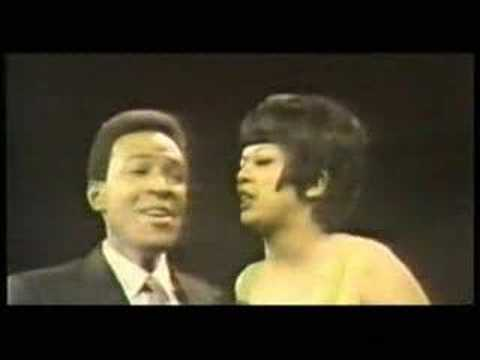 Marvin Gaye & Tammi Terrell Aint No Mountain High Enough1967