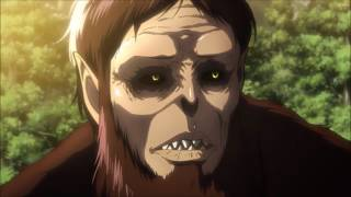 Attack on Titan Season 2 - All Beast Titan Scenes