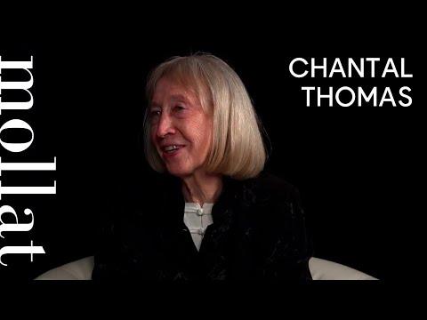 Rencontre avec Chantal Thomas 2020