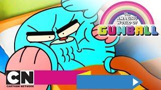 Удивительный мир Гамбола | Депрессия + Яйцо (серия целиком) | Cartoon Network