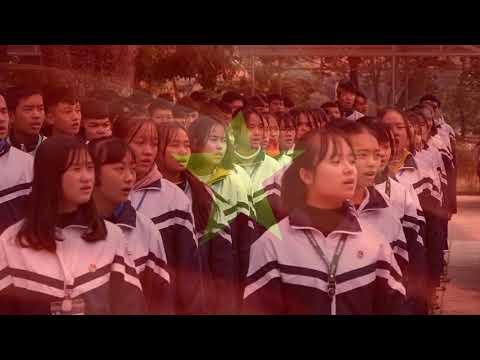 VIDEO HÁT QUỐC CA CỦA HỌC SINH TRƯỜNG THPT LỤC NGẠN SỐ 1
