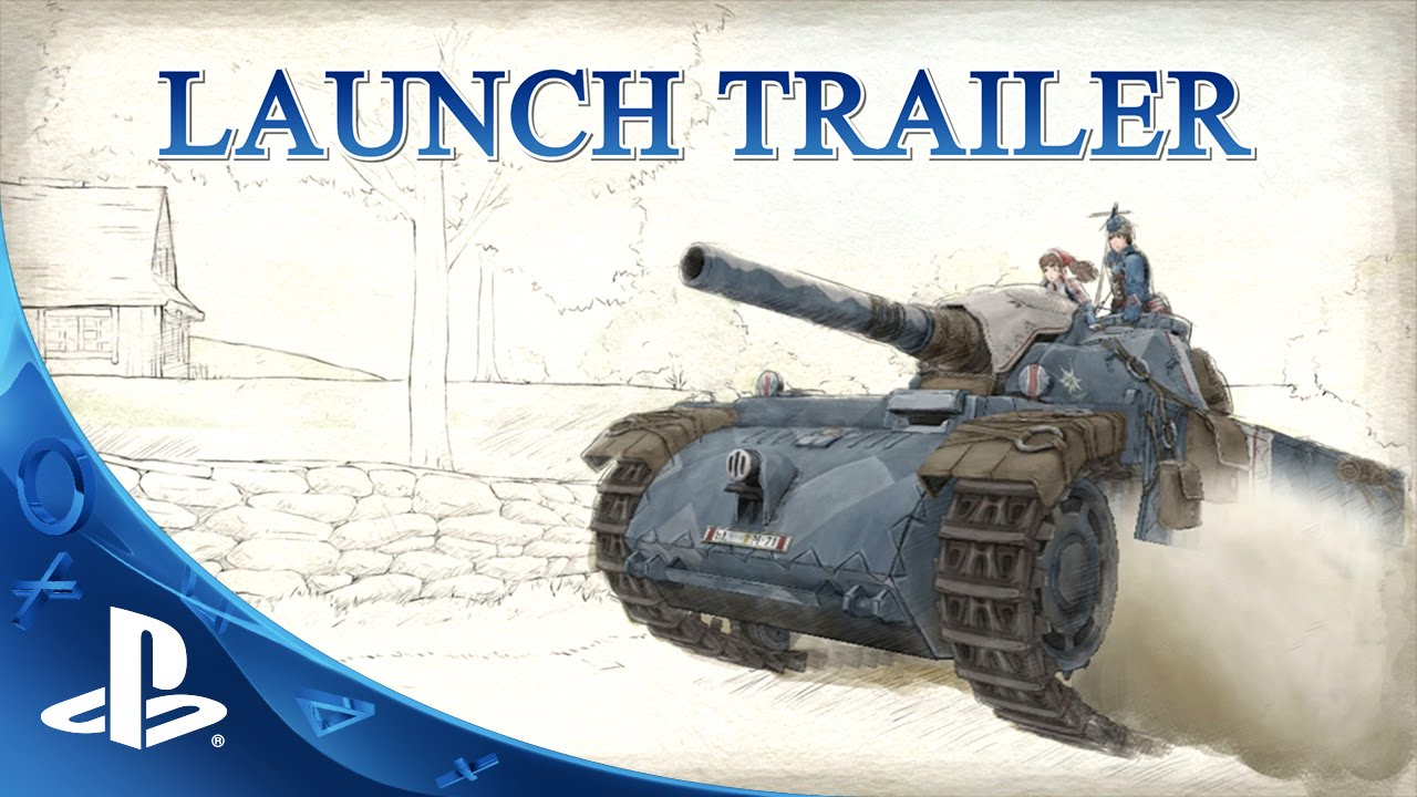Valkyria Chronicles Remastered Out Today, 6 Reasons to Relive a Classic
