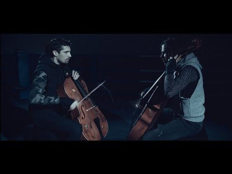 2CELLOS - Eye Of The Tiger [OFFICIAL VIDEO]