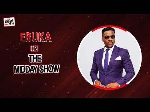 Ebuka Talks BBNAIJA 2018 Antics, On The Midday Show